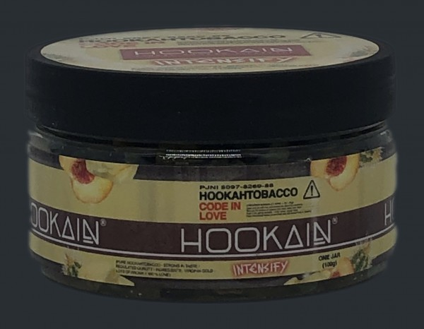 Hookain Intensify Stones 100g - Code in Love