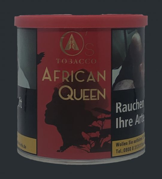 Os Tobacco 200g Dose - African Queen