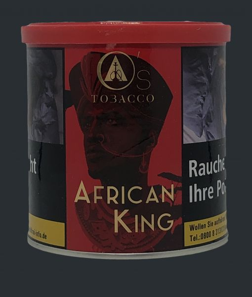Os Tobacco 200g Dose - African King